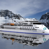 Antarctica Aurora Expeditions Greg Mortimer Ship