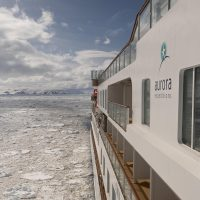 Antarctica Greg Mortimer Aurora Expeditions icebreaker