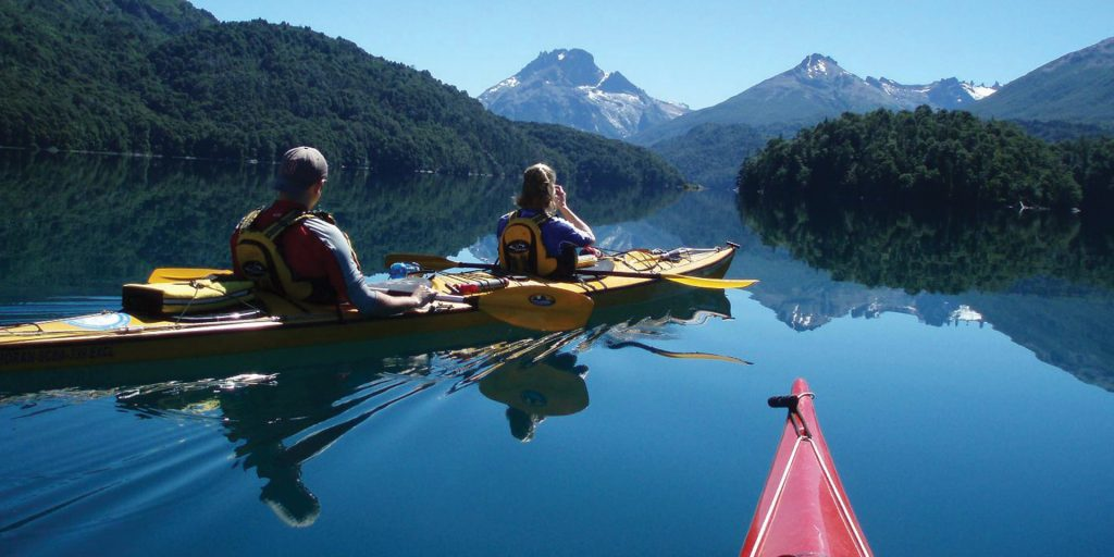 Kayaking Bariloche Lakes District Patagonia Argentina Alchemy Contours Travel