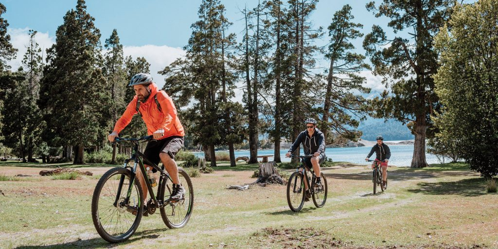 Biking in Bariloche Lake District Patagonia Argentina Alchemy Contours Travel