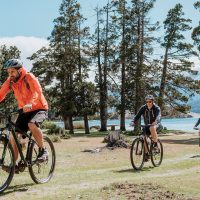 Biking in Bariloche Lake District Patagonia Argentina Alchemy Contours Travel