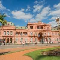 Casa Rosada Buenos Aires Argentina Courtesy of the Buenos Aires Tourism Board Contours Travel
