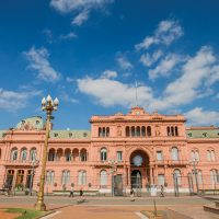 Casa rosada in Buenos Aires Argentina Courtesy of the Buenos Aires Tourism Board 35327749575_o