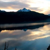 Landscape Bariloche Lakes district Patagonia Argentina Eurotur Contours Travel