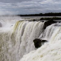 Landscape Devil's throat Iguazu Waterfalls Argentina Tim Pierik Contours Travel