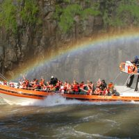 Rainbow on the Great Adventure Iguazu Falls Argentina Tim Pierik Contours Travel