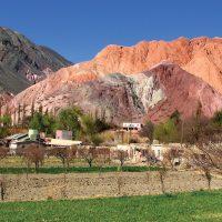 Cerro de los 7 colores Humahuaca Gorge Purmamarca Jujuy Northwest NOA Argentina