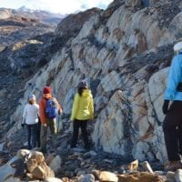 Argentina Patagonia South America Chalten Fitzroy hike Contours Travel
