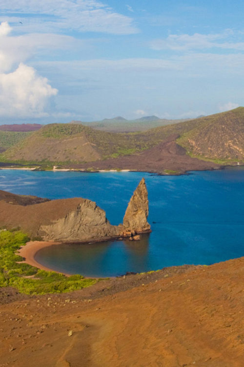 Bartolome Pinnacle Galapagos Islands