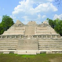 Caracol ruins in Cayo District Belize Contours Travel