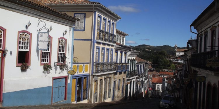 Brazil's Colonial Heritage