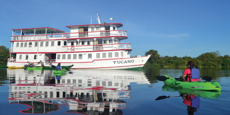 M/V Tucano Amazon cruise