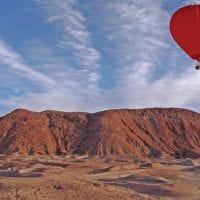 Places to visit Chile - Atacama Desert - Hot Air Balloon