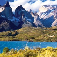 Chile CTS Torres del Paine horns