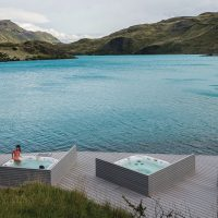Chile Explora Patagonia Hot Tubs Contours Travel