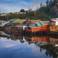 Landscape Palafito Chiloe Chile Protours Heiko