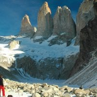 Chile Protours W trek Torres del Paine Contours Travel