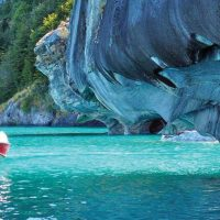Marble Caves Chile Patagonia Contours Travel