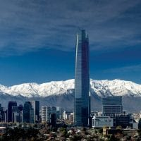 Landscape of Santiago de Chile Protours Contours Travel