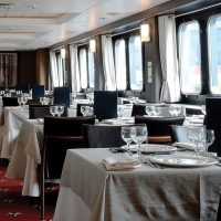 Contours Travel Stella Australis Cruise Dinning room