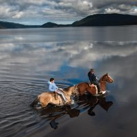 Chile Tierra Chiloe Horseback ride Contours Travel