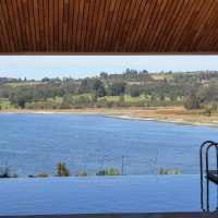 Chile Tierra Chiloe view from spa Contours Travel