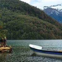 Chile Patagonia Isla Bandurrias