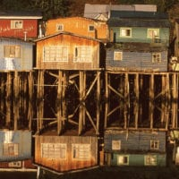 Palafitos in Chiloe Lake District Patagonia Chile Proturs Contours Travel