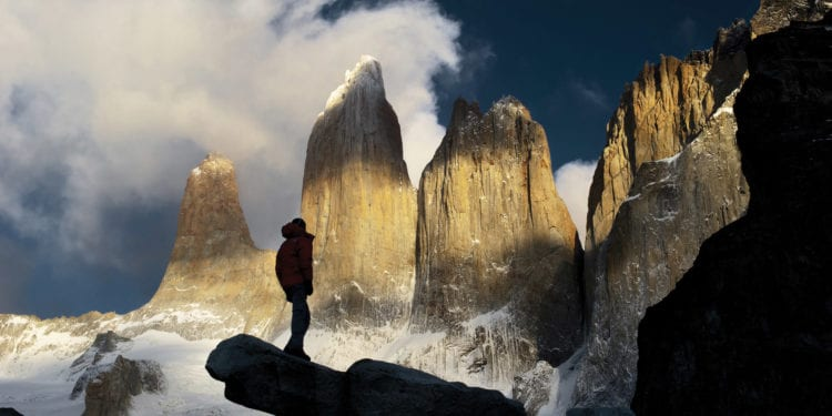 Torres del Paine 5 day short-w trek