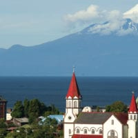 Puerto Varas & Osorno Volcano Lakes District Patagonia Chile Contours Travel