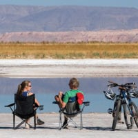 Chile Tierra Atacama bike excursion Contours Travel