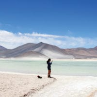Chile Tierra Atacama Salar de Aguas Calientes excursion Contours Travel