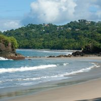 Costa Rican Trails Manuel Antonio N.P. beach