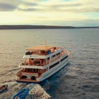 Seastar Journey exterior Galapagos Ecuador Latin Trails