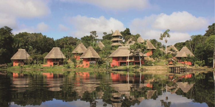 Napo Wildlife Centre Lodge