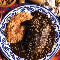 Mexico SECTUR Mexico culinary mole poblano