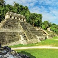 Palenque ruins in Chiapas Mexico Condor Verde Contours Travel