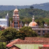 When to visit Nicaragua - view of Granada