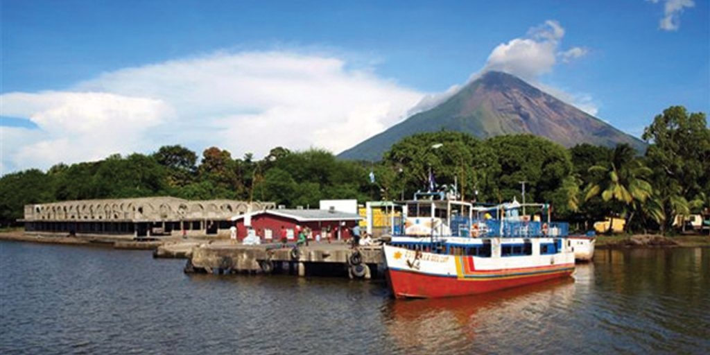 Best time to visit Nicaragua? View of Ometepe Island. Visit from November to August.