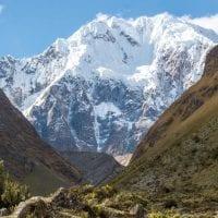 Peru Mountain Lodges Salkantay trek to Machu Picchu Contours Travel