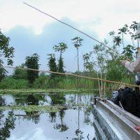 Peru Amazon Jungle Experiences Amazon River Cruises Zafiro - Pirana Fishing Contours Travel