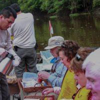 Peru Iquitos Jungle Experiences Zafiro Cruise Picnic breakfast Contours Travel