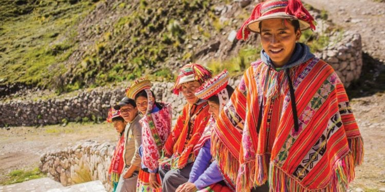 Sacred Valley & Lares trail to Machu Picchu
