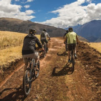 Activity biking in the sacred valley Explora Valle Sagrado Peru Contours Travel