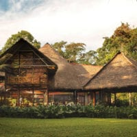 Main lodge at Inkaterra Reserva Amazonica Peru Amazon Contours Travel