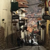 Streets of Cuzco Peru Diego Curutchet Contours Travel