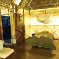Room with natural light at Manu Wildlife Center Maldonado Peru Amazon Inkanatura