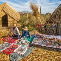 Cultural Uros Reed Islands in Lake Titicaca Puno Peru Metropolitan Touring Contours Travel